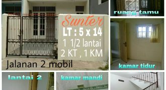 Rumah Sunter Jakarta Utara