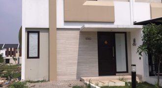 Rumah Cluster Nicolaia Jakarta Barat