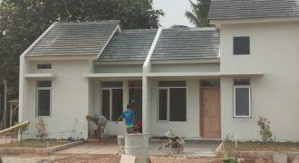 Rumah Real Estate Serang Banten