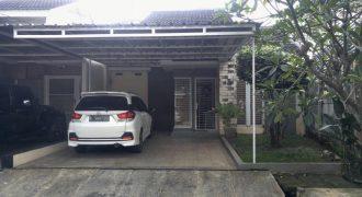 Rumah Bintaro Cluster Catalina Tangerang Siap Huni