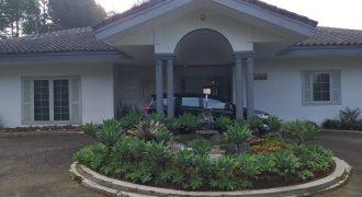 Rumah Villa Coolibah @Puncak Bogor Siap Huni
