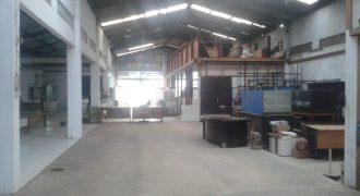 Gudang Kontruksi Besi @Kel.Jaka mulya Bekasi Barat