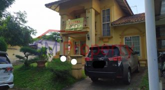 Taman Beverly Golf, Rumah 309m2