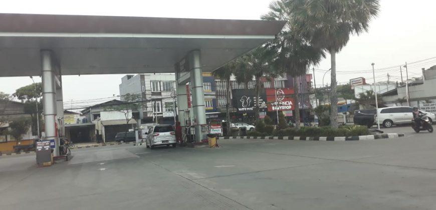 Tanah Komersial Tangerang Bonus SPBU Cipondoh