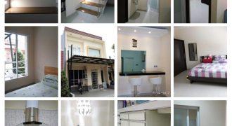 SM Property Rumah Taman Ubud Modern Minimalis Siap Huni